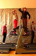 Here It Goes Again: AKA the treadmill one