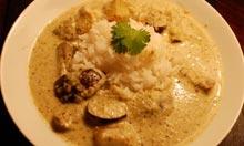 Madhur Jaffrey Thai curry