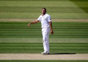 sport: England v Bangladesh: 1st npower Test - Day Four
