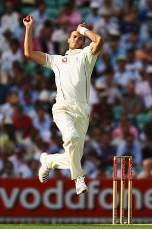 sport: Third Test: England v India - Day One