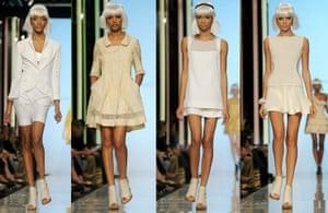 Milan Day 2 Update: Ermanno Scervino Milan Fashion Week Womenswear S/S 2011
