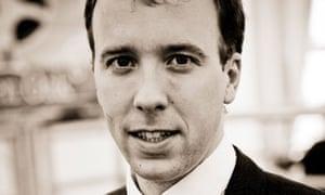 Matthew Hancock MP.