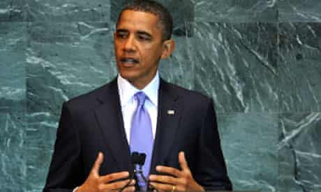 Barack Obama UN general assembly
