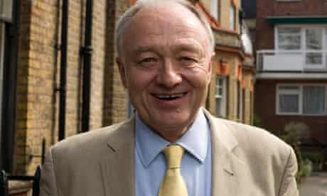 ken livingstone london mayor