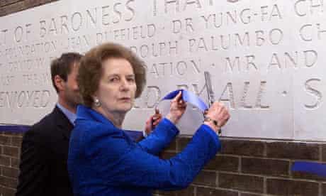 Margaret Thatcher quangos