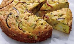Cauliflower Cake Recipe Yotam Ottolenghi