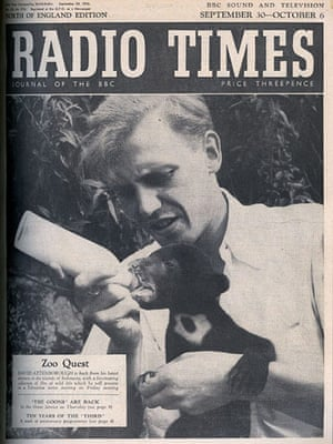 Radio Times - Cover Sep 30th 1956
