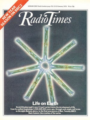 Radio Times Cover - 13th Jan 1979