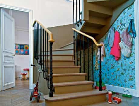Homes: Statement stairs