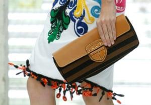 Milan Day 2 Update: Handbag at Prada Spring/Summer 2011