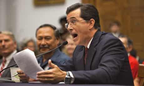 Stephen Colbert at Congress