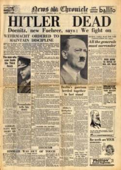 News Chron front