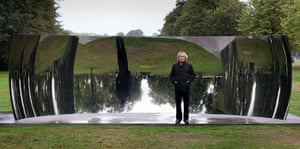 Kapoor: Anish Kapoor Reveals His Latest Exhibition At The Serpentine Gallery