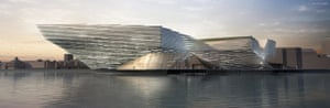 New V&A Museum: New V&A museum in Dundee