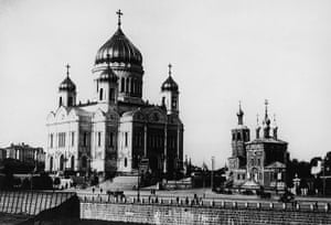 Moscow: Moscow Cathedral