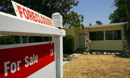 US banks have been ignoring proper legal procedures in order to take possession of homes