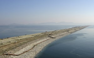 Biodiversity 100: the Saemangeum land reclamation project area in Gunsan