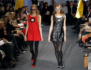 Paris fashion week: Pierre Cardin Spring/Summer 2011 Paris fashion week