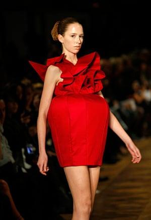 Paris fashion week: Amaya Arzuaga spring/summer 2011 Paris fashion week