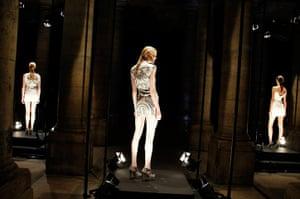 Paris fashion week: Arzu Kaprol spring/summer 2011 Paris fashion week