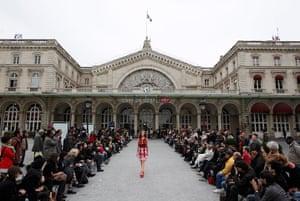 Paris fashion week: Karim Bonnet for Impasse de la Defense Paris fashion week