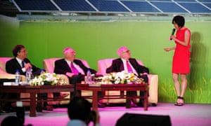Warren Buffet, Charles Munger, BIll Gates