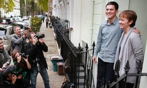 David Miliband Gives A Statement On His Political Future