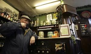 The Last Temperance Bar In Britain