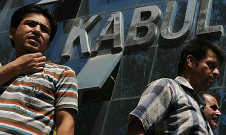Afghan kabul bank
