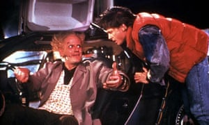 Christopher Lloyd, Michael J Fox, Back to the Future
