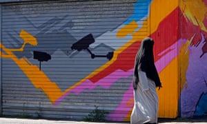 Graffiti in Sparkbrook, Birmingham