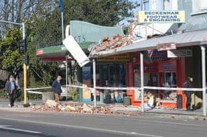 New Zealand Earthquake: New Zealand Earthquake