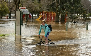 24 Hours: Flood Waters Devastate Victoria