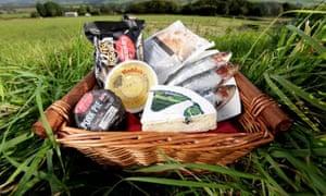 Cornish food