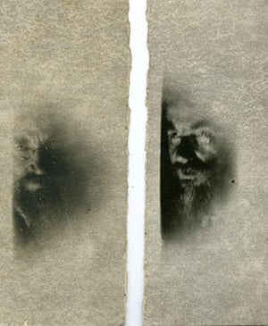George Bernard Shaw: Experimental self-portrait