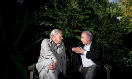 Attenborough meets Dawkins