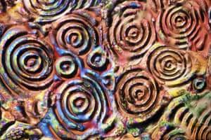 Bike blog:  Aspirin crystals
