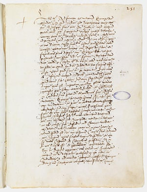 Secret Archives Vatican: The Bulls condemning and excommunicating Martin Luther
