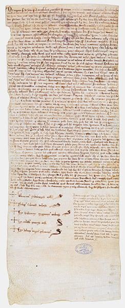 Secret Archives Vatican: Pax Veneta, 1177