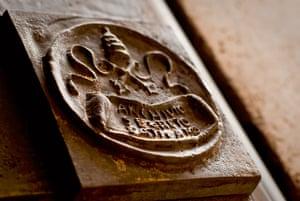 Secret Archives Vatican: The lock