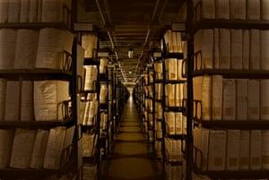 Secret Archives Vatican: Archives