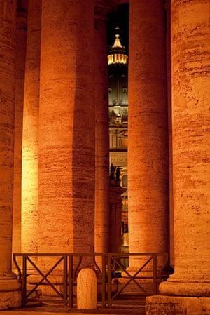 Secret Archives Vatican: The Basilica