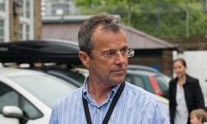 Mark Elms, 'Superhead'