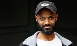 Former Guantánamo Bay detainee Binyam Mohamed