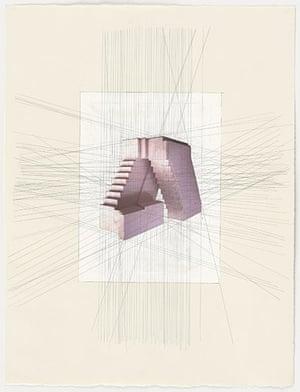 Rachel Whiteread: Stairs, 2003