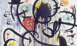 Miró painting