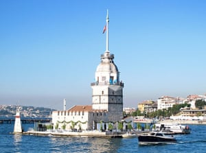 Face hunter: Istanbul: Maiden's Tower