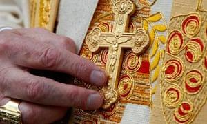Leader of the Roman Catholic Church in Scotland Cardinal O'Brien