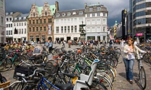 Bike Blog - Copenhagen