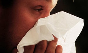 Flu cases among the under fives doubled over the Christmas period